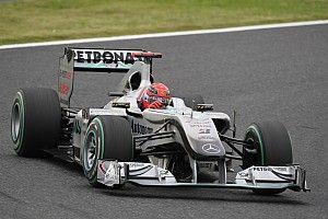 Após lançamento de W11, relembre todos os carros da Mercedes na F1