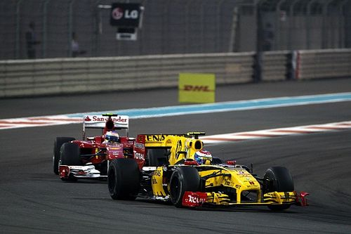 Kubica: DRS-sel Alonso egy kör után megelőzte volna Petrovot!