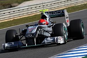 """Wolff: """"Zonder Brawn, Haug en Schumacher geen succesvol Mercedes"""""""