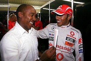 Hamilton: Az apám mindig azt mondta, hogy ne hajtsak gyorsan