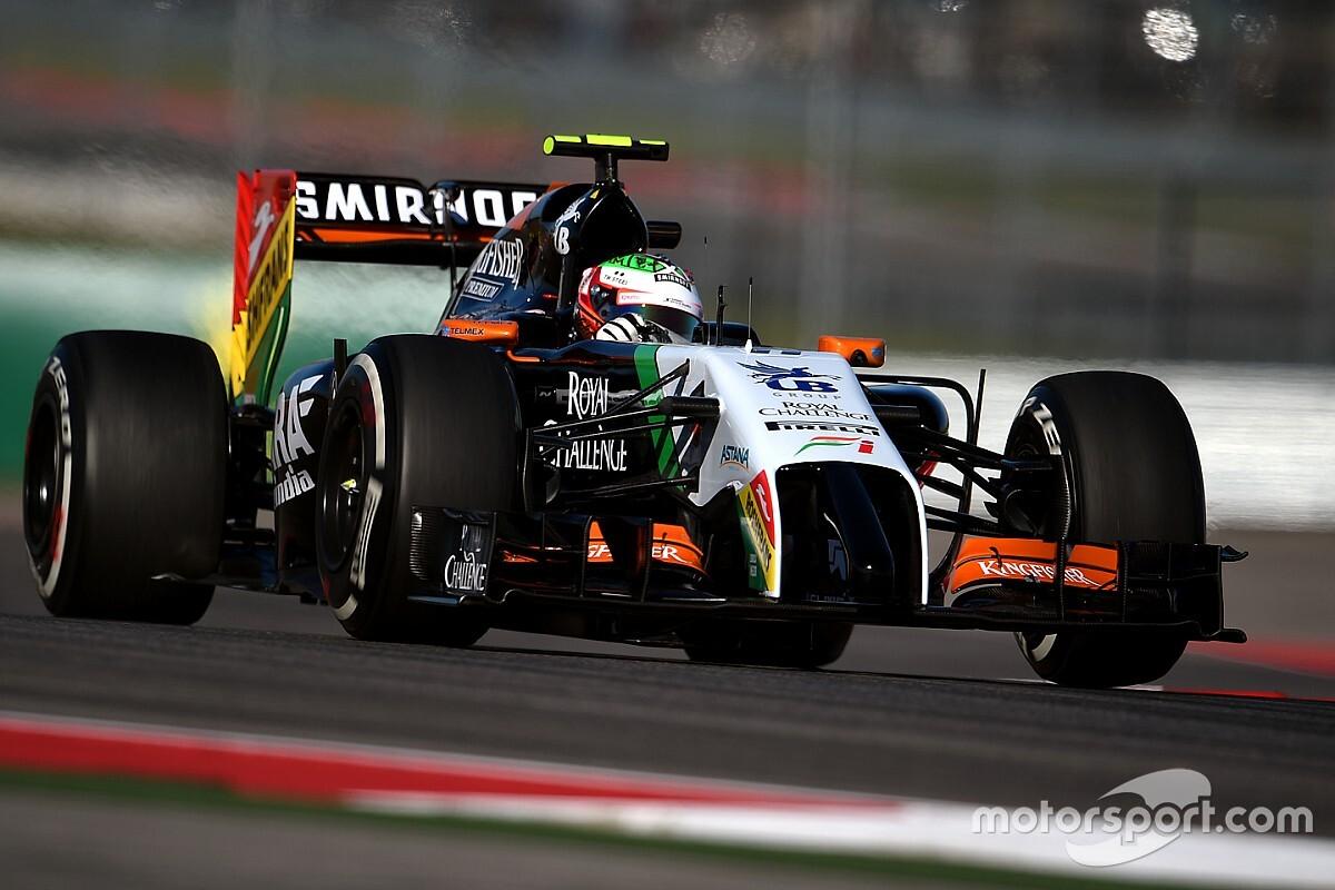 Perez blikt terug op zeven jaar Force India/Racing Point