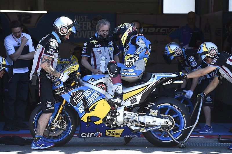 """""""Würde es wieder tun"""": Lüthi steht hinter MotoGP-Wechsel"""