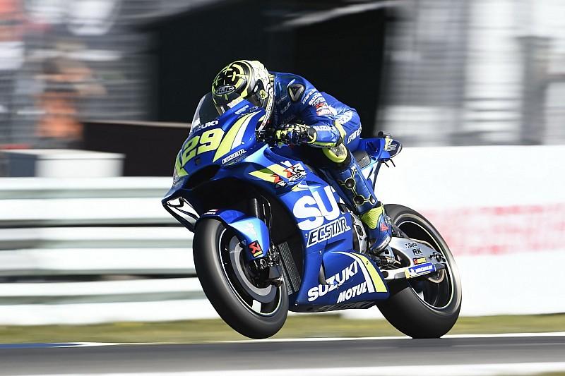 MotoGP Sachsenring FP1: Iannone vor Marquez Schnellster