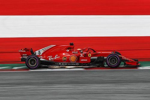 Ferrari: la sbavatura di Vettel in qualifica può avere un grande impatto