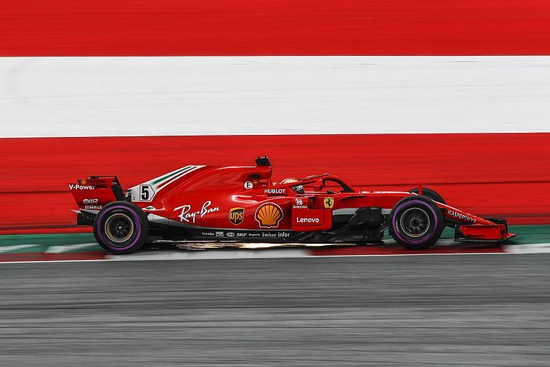 【動画】F1第9戦オーストリアGP フリー走行3回目ハイライト