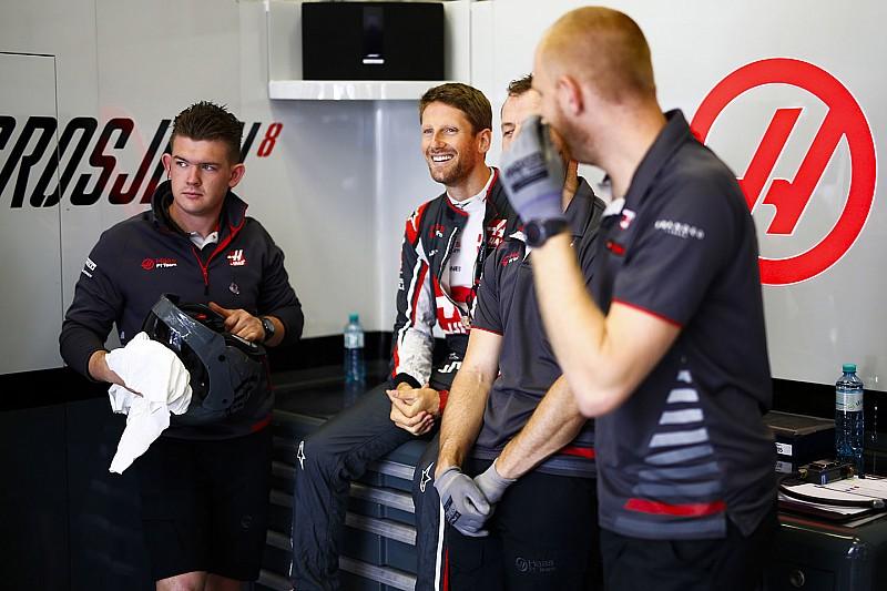 Grosjean, Avusturya'da kötü seriye son vermek istiyor