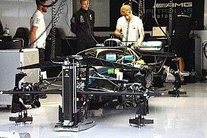 Mercedes presenta su mayor actualización en lo que va del año