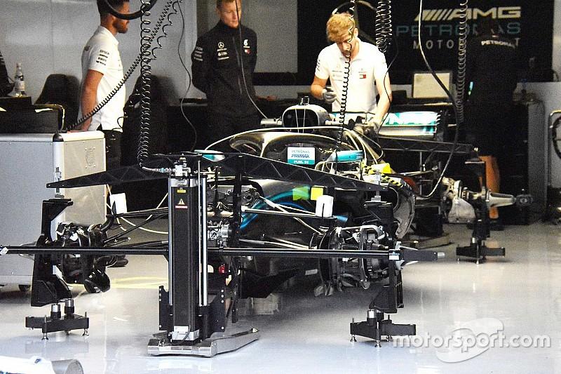 Mercedes lança grande pacote de atualizações na Áustria