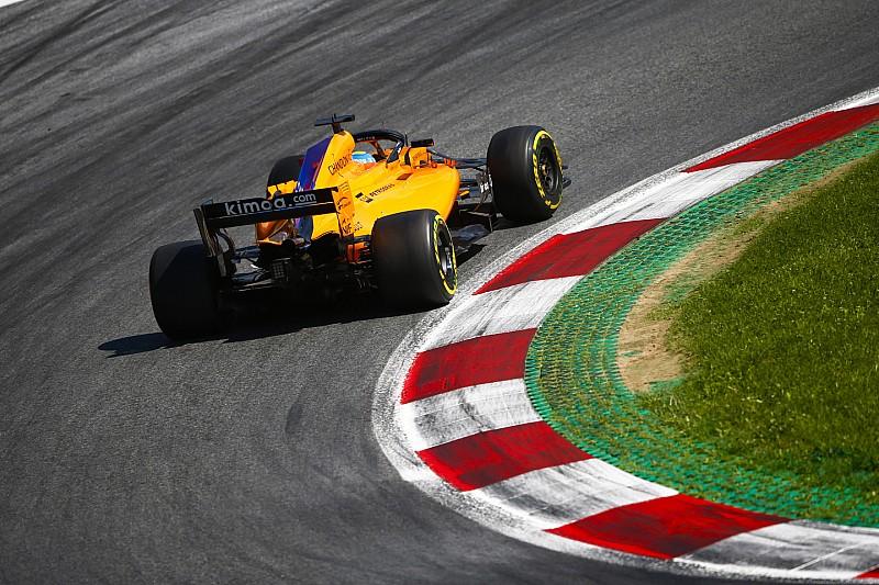 McLaren: Haben weniger Anpressdruck als 2017