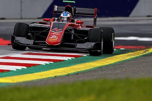 GP3 Red Bull Ring: İlk virajda üç pilot temas yaşadı, Hughes kazandı!