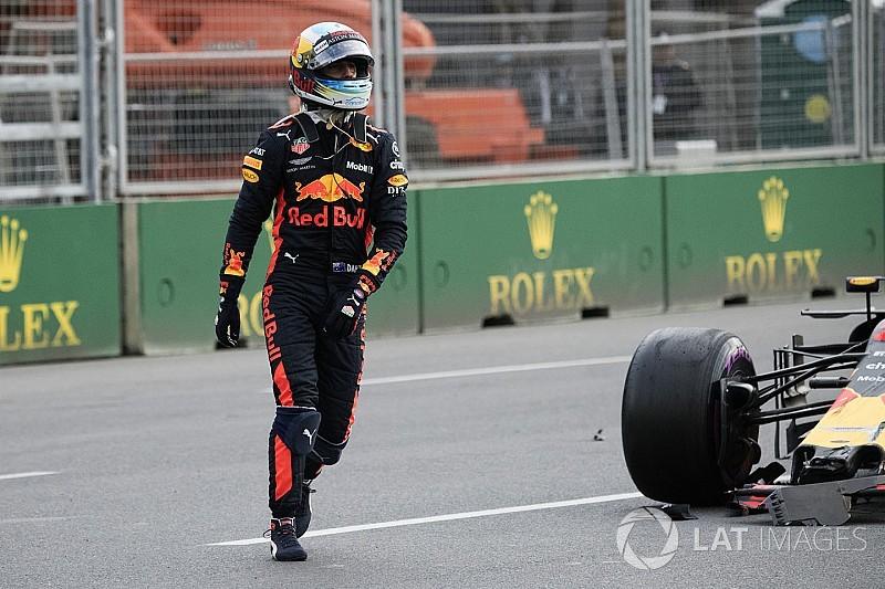 "Sainz: ""Ricciardo túl optimista volt a balesetnél"""
