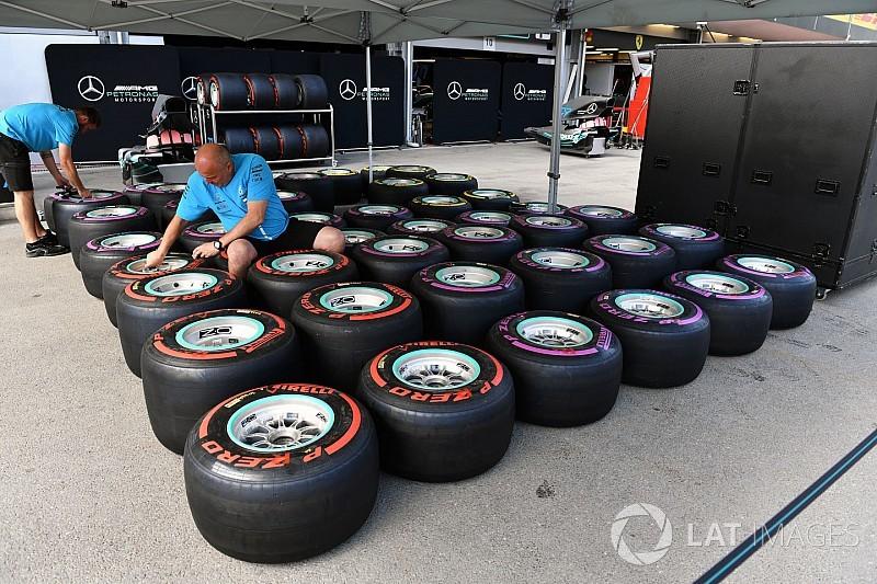 Pirelli объявила составы шин для Гран При Австрии
