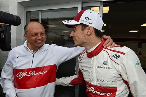 """Leclerc na zesde plek: """"Mooie boost voor toekomst"""""""