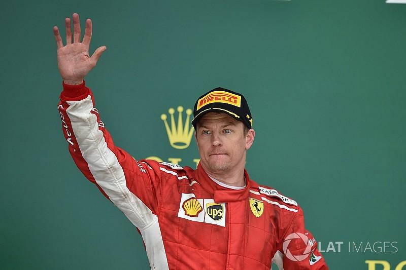 Räikkönen és a fagyi