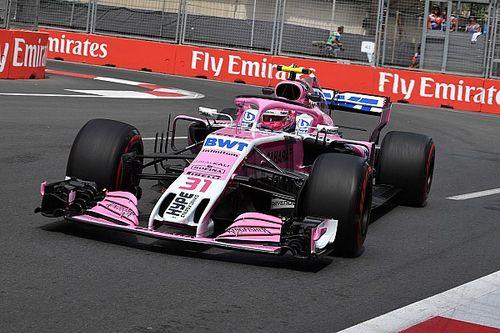 """Ocon : Force India a """"le potentiel pour un gros week-end"""""""