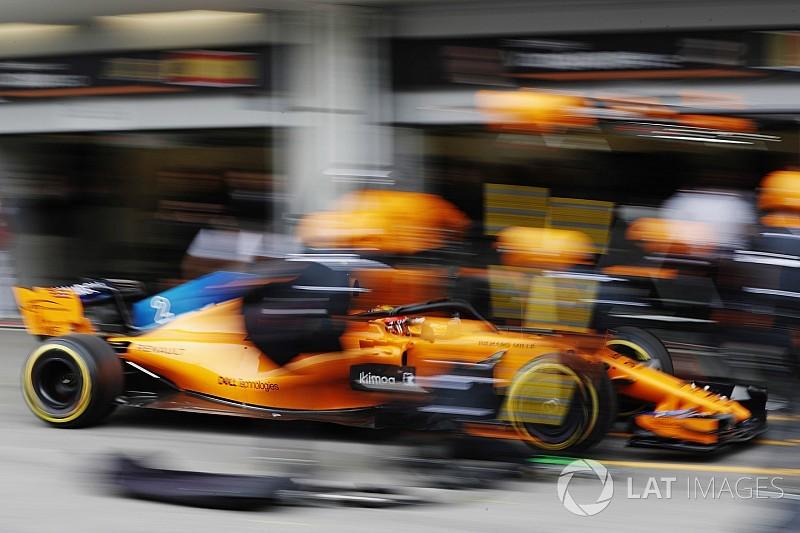 McLaren, İspanya güncellemesi için beklentileri düşük tutuyor