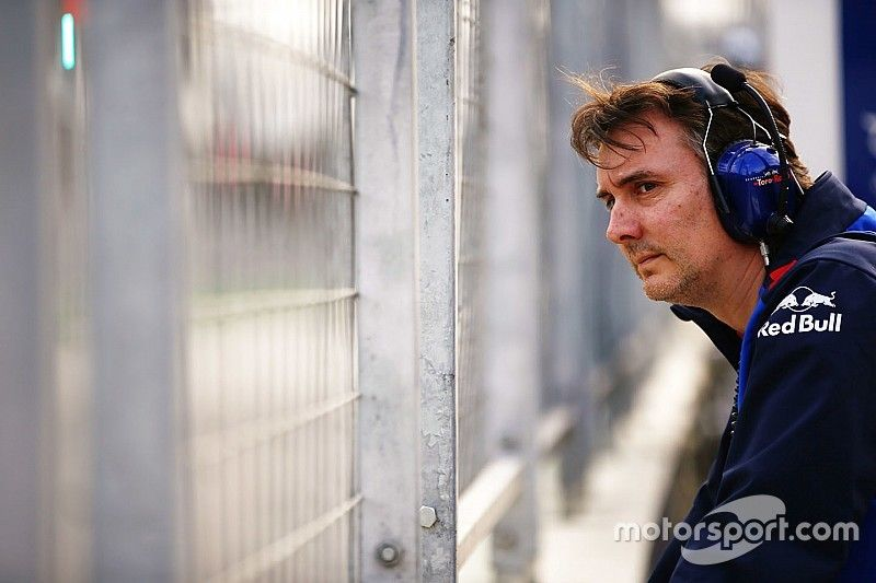 McLaren asegura que James Key se les unirá en 2019