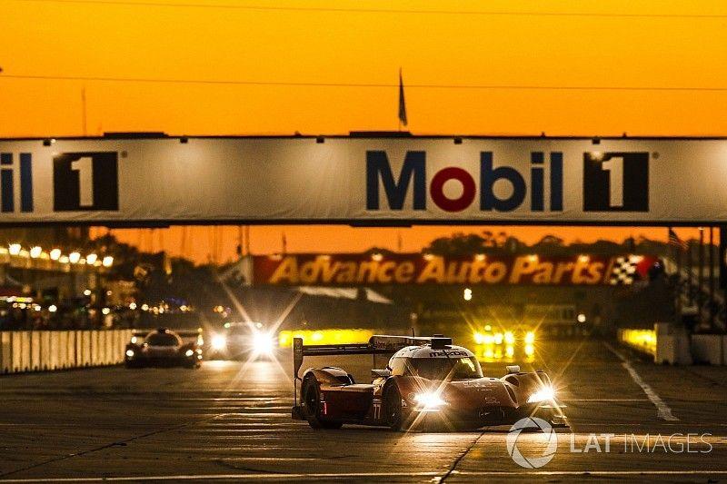 Sebring 12 Hours: Mazda Team Joest 1-2 in night practice