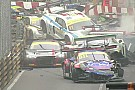 GT Video Macao: ecco la clamorosa carambola al via della Qualifying Race!