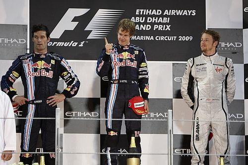 Fotogallery: tutti i vincitori del GP di Abu Dhabi