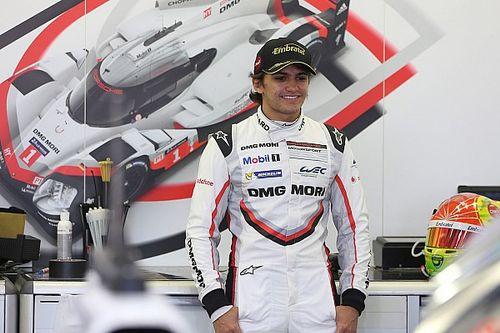 Fittipaldi quedó sorprendido con el Porsche 919 Hybrid.