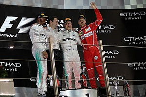 Formel 1 Fotostrecke Alle Formel-1-Sieger des GP Abu Dhabi