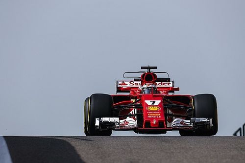 Ferrari diz que 2018 será última chance para Raikkonen