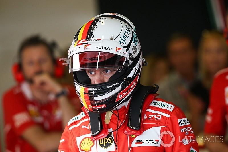 "Vettel: ""A Ferrari le falta dar el paso más difícil para ser campeón"""