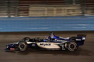 佐藤琢磨、好ペースを維持! フェニックス・テスト2日目で総合トップ