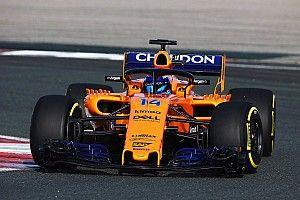 """Alonso: """"Estoy feliz, el shakedown del MCL33 ha ido bien"""""""