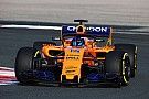 Formula 1 McLaren MCL33 piste indi!