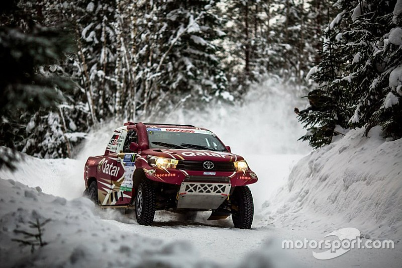 Al-Attiyah incar gelar kelima Cross-Country Cup
