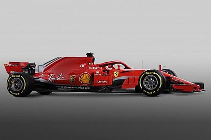 Ferrari pr sente sa nouvelle f1 la sf71h - Nouvelle ferrari gtclusso decouvrez ces photos ...