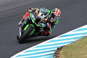 Kawasaki: Test wird durch drei Stürze überschattet