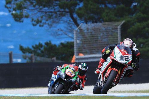 Fotogallery: i test pre stagionali di Phillip Island di World Superbike