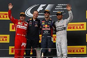 Formula 1 Analysis Why Ricciardo's Hamilton dream could end up an Alonso nightmare