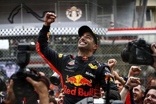 ريكاردو: فوز واحد إضافي سيجعلني منافساً على اللقب