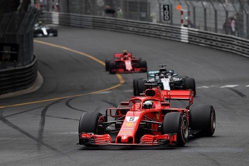 "Vettel: ""Vermogen niet nodig in trage bochten, wel grip"""