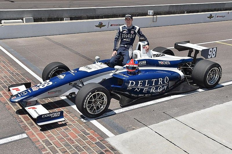 """Bryan Herta: There is """"real interest"""" in Colton within IndyCar"""