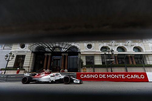 Ergebnis: Formel 1 Monaco 2018, 1. Freies Training