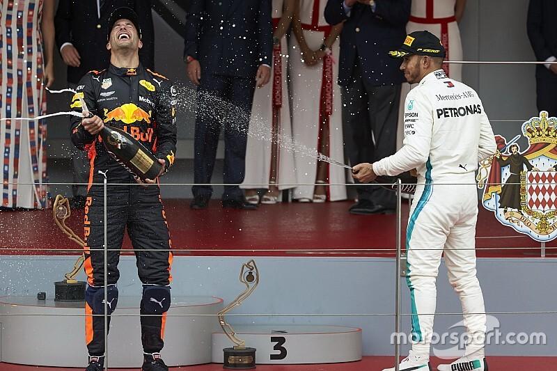 Ricciardo chce wrócić na podium