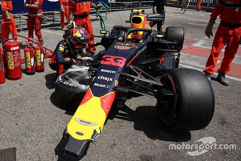 """Villeneuve : Verstappen """"pas aussi bon"""" que Ricciardo, """"point barre"""""""