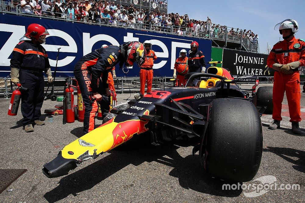 """""""Verstappen habría muerto cuatro veces en los 80"""", dice Giacomelli"""