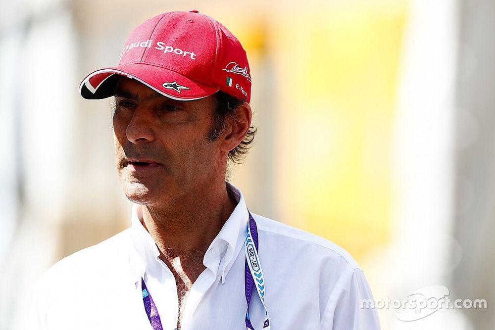 Emanuele Pirro nominato Grand Marshal della 24h di Le Mans