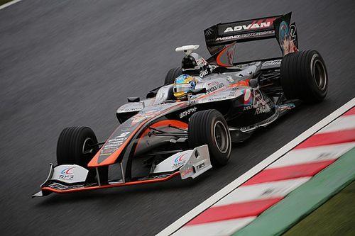 غاسلي يخسر لقب السوبر فورمولا لصالح إيشيورا بعد إلغاء الجولة الأخيرة