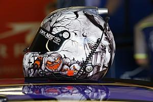 NASCAR Cup Fotostrecke Bildergalerie: Der Halloween-Helm von NASCAR-Star Kyle Busch