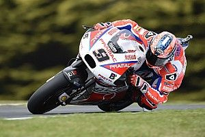 """Ducati: Petrucci möchte sich """"Platz im Werksteam verdienen"""""""
