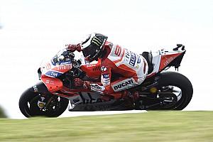 MotoGP Reactions Kesulitan sepanjang akhir pekan, Lorenzo realistis