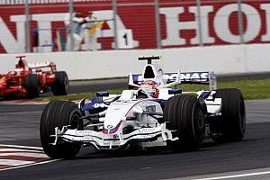 Kubica a mai napig sajnálja, hogy 2008-ban nem fejlesztett tovább a BMW