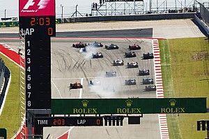 Confira os horários do GP dos EUA de F1